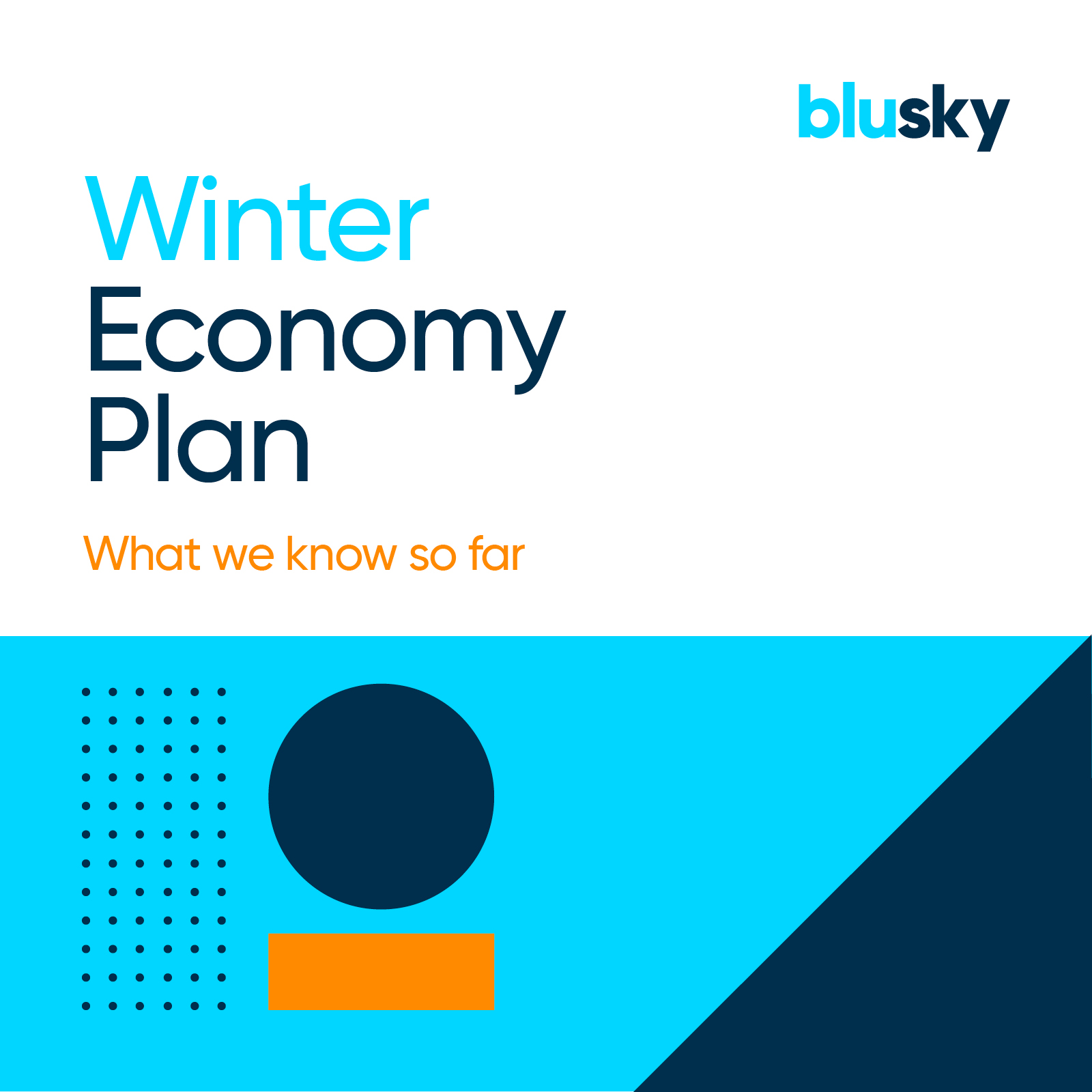 The 'Winter Economy Plan'